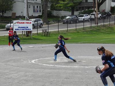 Franklin vs North Attleboro - May 15, 2015