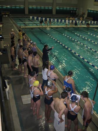 Swimming v Mansfield 011210