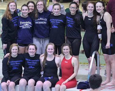 2015 Girls MIAA State Swimming Championship