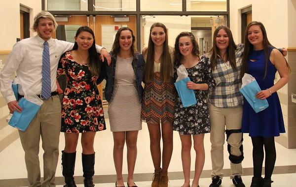 FHS Swim Team Banquet