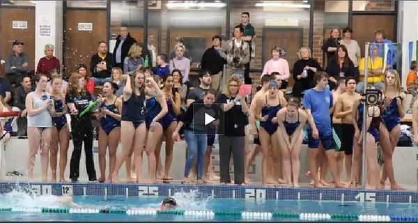 Swim Team Video 2014-15