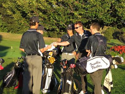 FHS Varsity Golf 2015