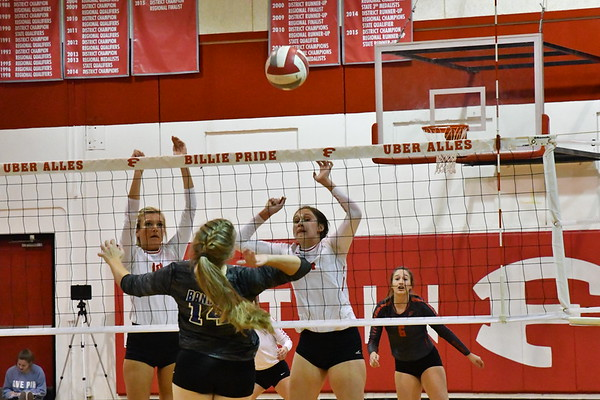 FHS Volleyball 10-25-17