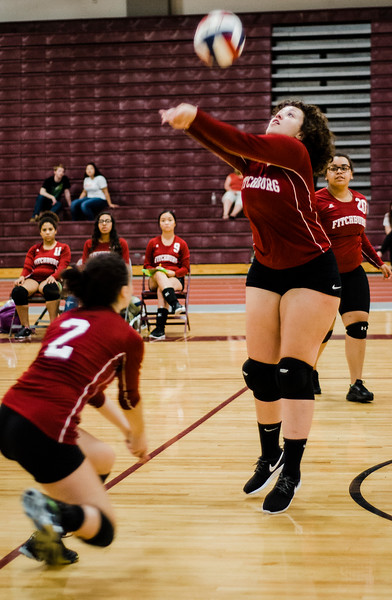 Fitchburg High and St. Bernard's faced off on Tuesday, September 26 ,2017. SENTINEL & ENTERPRISE / Ashley Green
