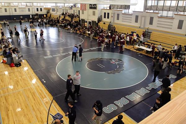 Division 1 State Dual Meet Tournament