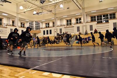 FHS Wrestling 2014-15