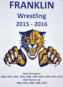 FHS Wrestling 2015-2016