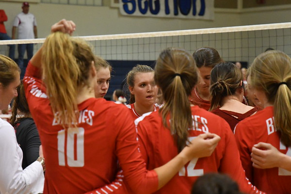 FHS volleyball 11-8-17