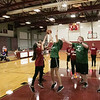 Fitchburg High School Unified Basketball hosted Oakmont Regional High School on Wednesday, Oct. 30, 2019. SENTINEL & ENTERPRISE/JOHN LOVE