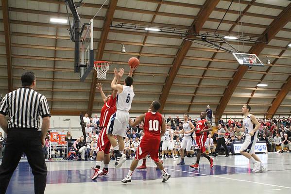 BV Basketball v. Catholic Memorial