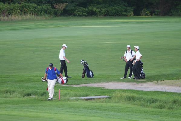 FHS Golf 2012