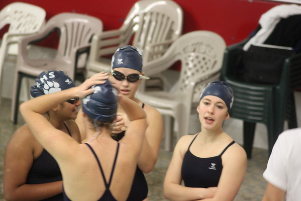 Swim Meet vs Attleboro 12-28
