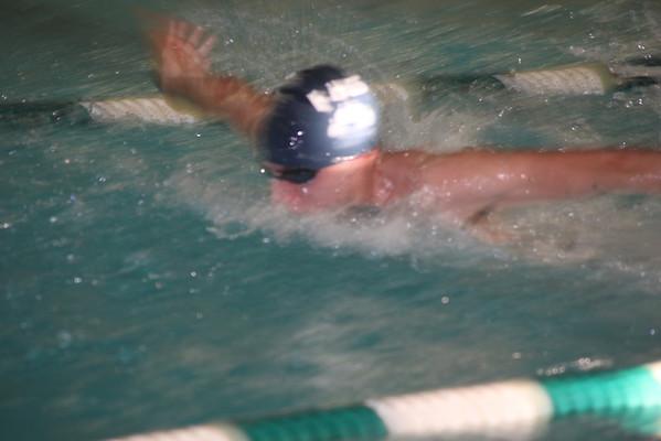 Swim Meet vs Canton 1-20