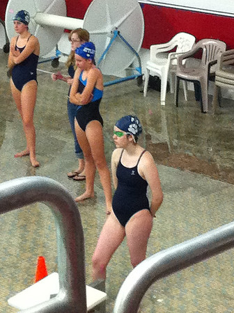 Swim Meet vs N Attleboro 1-5
