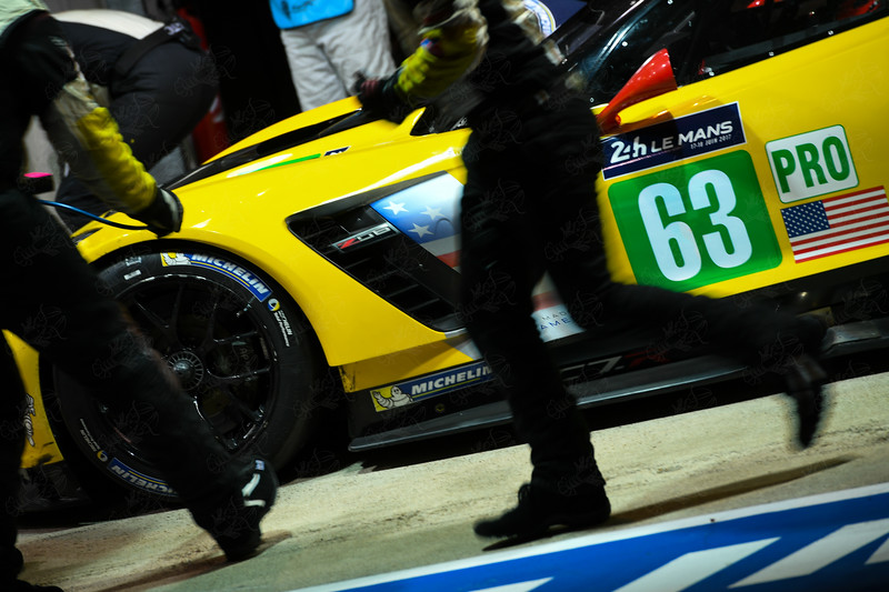 24 Heures du Mans, Qualifying Practice Session 3. ©2017 Ian Musson. All Rights Reserved.