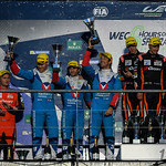 FIA WEC Round 2, 6 Hours of Spa-Francorchamps  LMP2 Podium