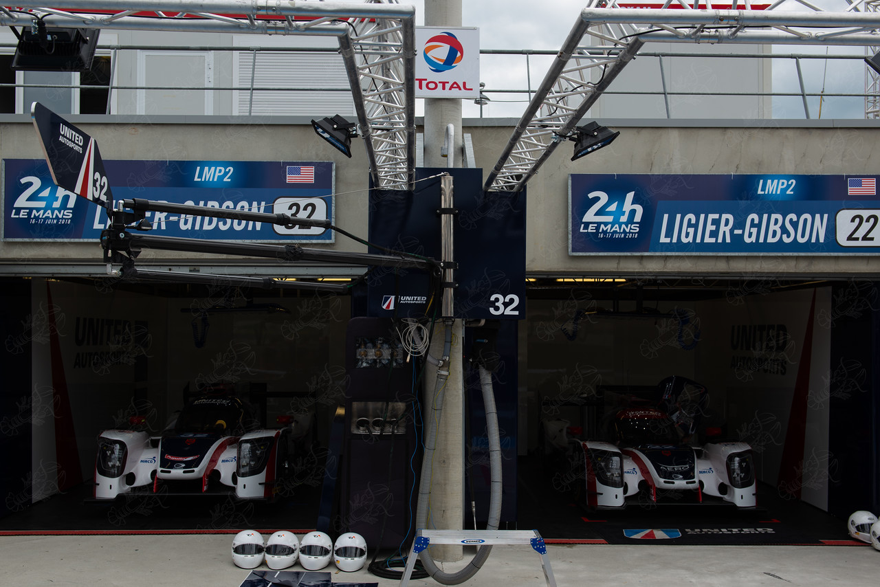 24 Heures du Mans Test Day 2018. ©2018 Ian Musson. All Rights Reserved