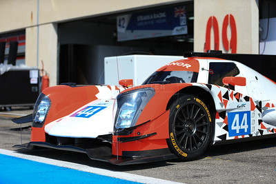 Manor Racing during the Thursday set up for the  FIA WEC Prologue held at  Circuit Paul Ricard, Le Castellet, France from the 24th-26th of March 2016