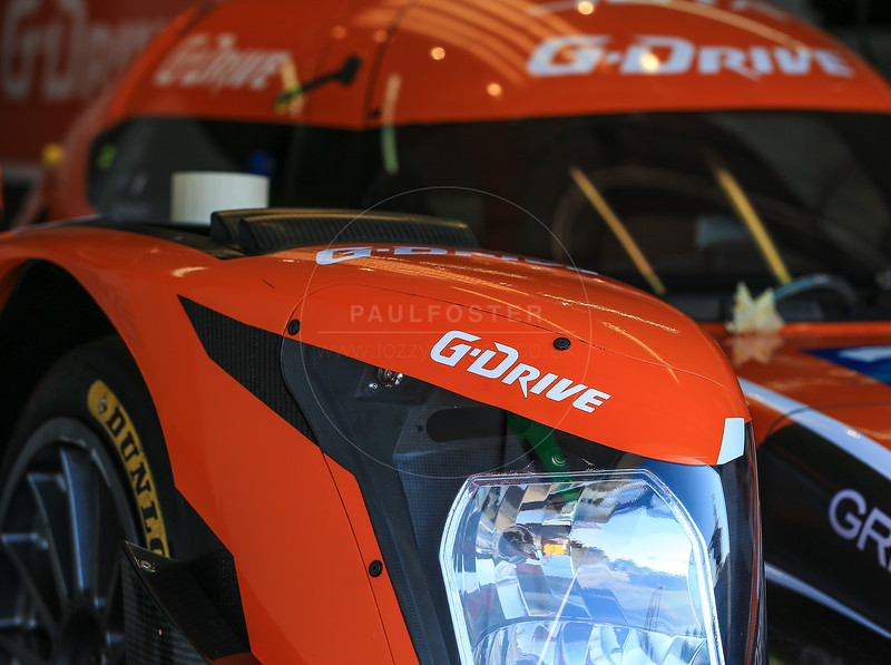G-Drive Racing Oreca - Nissan #26 driven by Roman Rusinov / Nathanael Berthon / Rene Rast during the Thursday set up for the  FIA WEC Prologue held at  Circuit Paul Ricard, Le Castellet, France from the 24th-26th of March 2016