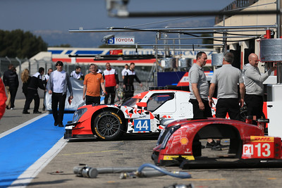 Thursday set up for the  FIA WEC Prologue held at  Circuit Paul Ricard, Le Castellet, France from the 24th-26th of March 2016