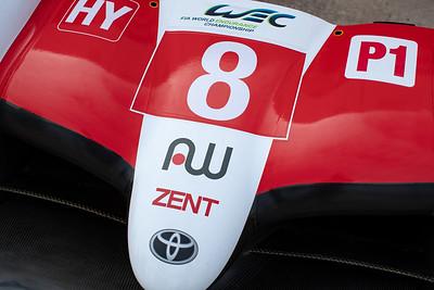 #8 Toyota Gazoo Racing Toyota TS050: Sebastien Buemi, Kazuki Nakajima, Fernando Alonso, 1000 Miles of Sebring, Sebring International Raceway, Sebring, Florida