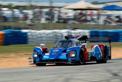 #11 SMP Racing BR Engineering BR1: Mikhail Aleshin, Vitaly Petrov, Brendon Hartley , 1000 Miles of Sebring, Sebring International Raceway, Sebring, Florida