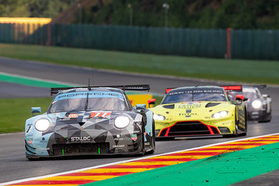 TOTAL 6 Hours of Spa Francorchamps