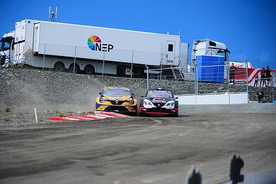 Anton Marklund & Timo Scheider in Joker lap