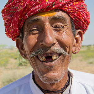 Laughing Turban