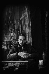 Coffe Shop Patron