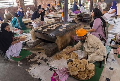 Chapati Production Line