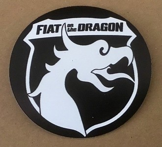 2017 FIAT on the Dragon