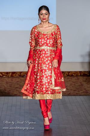 FIFI Fashion Week 2020 - Heritage India Fashions