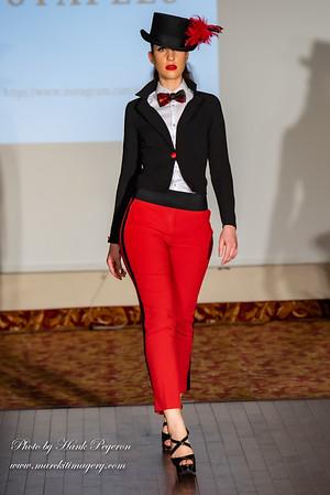 FIFI Fashion Week 2020 - Malcolm Staples