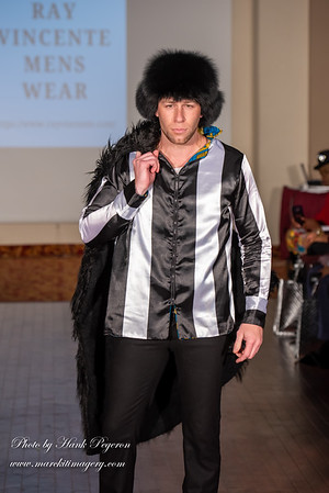 FIFI Fashion Week 2020 - Ray Vincente Mens Wear