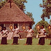 FIJI NATIVE DANCE POSTCARD