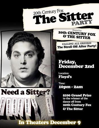 The Sitter | FAMU