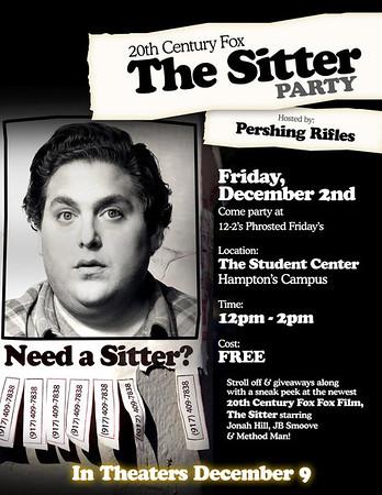 The Sitter | Hampton