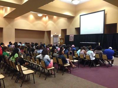 BL | Xavier Dillard College Screening - 3/17/15