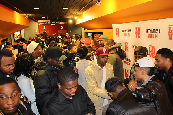 BL | Philly Press Influencer Screening  - 3/31/15
