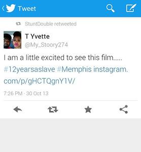 12YAS | Memphis Screening - 10/30