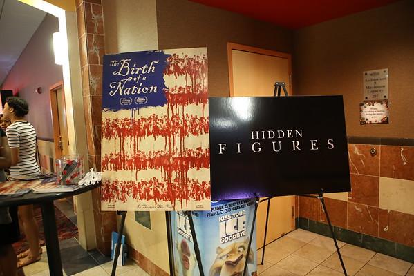 NABJ Film Festival - Hidden Figures - 08/06/16