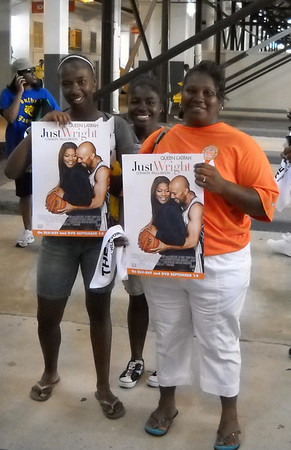JUST WRIGHT | HBCU Outreach
