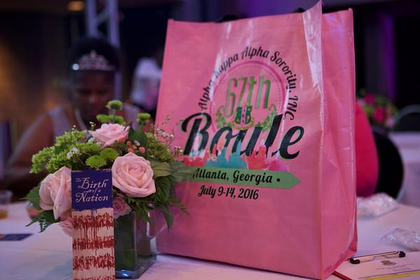 BIRTH - 67th AKA Boule Welcome Gala - 07/11/16