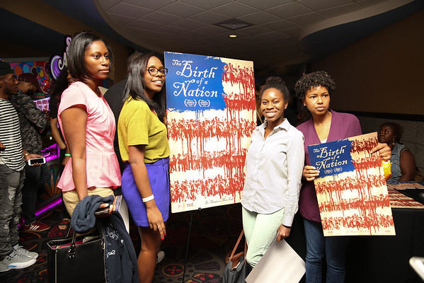 The Birth of A Nation - AUC Screening