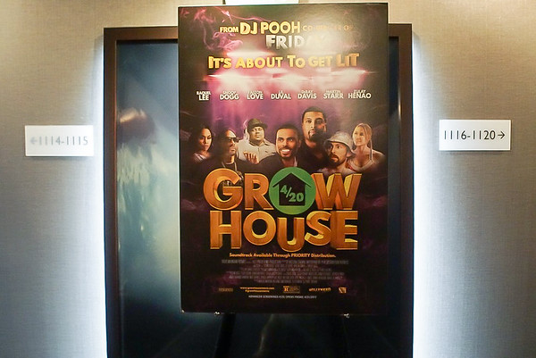 """Grow House"" Green Carpet LA Premiere - 04/17/17"