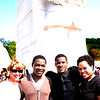 Lynne Hale [Lucasfilm], David Oyelowo, Nate Parker and Tracey Jennings [Liquid Soul Media]