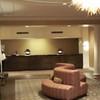 Kellogg Center Hotel lobby