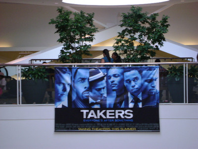 TAKERS | Dallas Screening