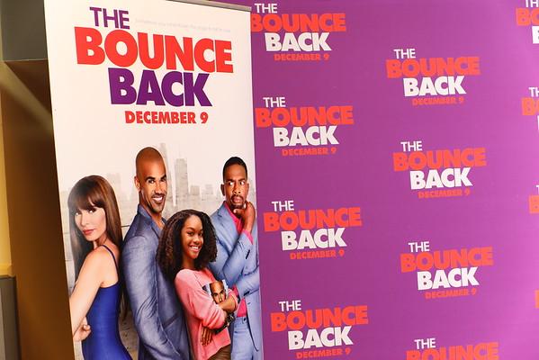 THE BOUNCE BACK , LLC